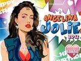 Juegos de vestir: Angelina Jolie 2012