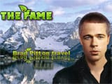 Juegos de vestir: The fame Brad Pitt On Travel