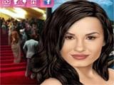 Juegos de vestir: Demi True Make Up