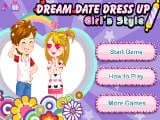 Juegos de vestir: Dream Date Dress Up