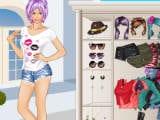 Juegos de vestir: Trendy Emo
