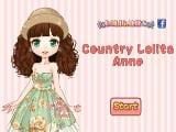 Juegos de vestir: Country Lolita Anne