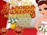 Juegos de vestir: Glamorous Wedding Makeover