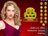 Juegos de vestir: Kate Winslet Make Up