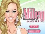 Juegos de vestir: Miley Makeover