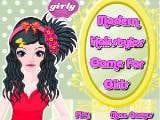 Juegos de vestir: Modern Hairstyles