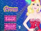 Juegos de vestir: Prom