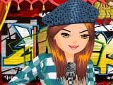 Juegos de vestir: Slam Poet Glam