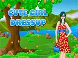 Juegos de vestir: Cute Girl
