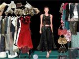 Juegos de Vestir: Dress Up Uma Thurman