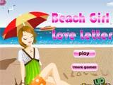 Juegos de Vestir: Love in the Sand