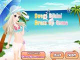 Juegos de Vestir: Sweet Bikini Dress Up