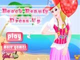 Juego de Vestir: Beach Beauty