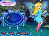 Juego de vestir: Aqua Princess Dress Up