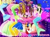 Barbie mermaid tale dressup - juegos de vestir a barbie, Juegos de Vestir Online