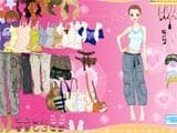 Beauty dressup