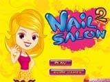 Beauty girl s nail