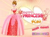 Juegos de vestir: Beloved princess