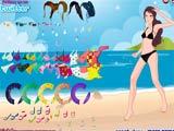Bikini dressup