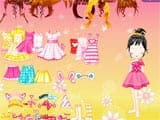 Birthday girl dress up  - Juegos de Vestir Online