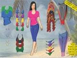 Juegos de Vestir: Caribbean Fashion Dress Up