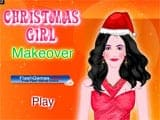 Christmas Girl Makeover  -