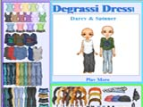 Degrassi style dressup darcy spinner
