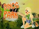 Juegos de Vestir: Dinos Park