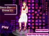 Juegos de vestir: Disco dancer dress up