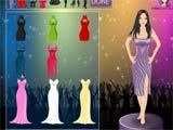Disco fashion dressup