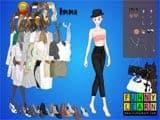 Emma dressup  - Juegos de Vestir Online