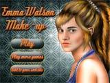 Juegos de vestir y maquillar: Emma watson makeup