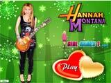 Hannah montana popstar dress up