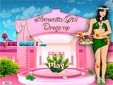 Hawaiin girl dress up  - Juegos de Vestir Online