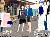 Juegos de vestir: Honeymoon