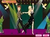 Hot salsa dance  - Juegos de Vestir Online
