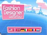 Imagine fashion designer world tour