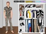 Kivanc tatlitug dress up  - Juegos de Vestir Online
