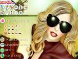 Juegos de Maquillar: Lady Gaga Make Over - juegos de maquillar