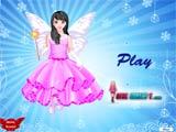 Magic fairy princess