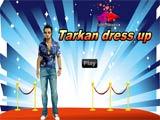 Megastar Tarkan dress up
