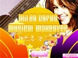 Miley Cirus Musical Makeover