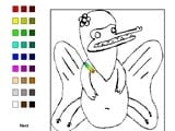 Monsters coloring book  - Juegos de Vestir Online