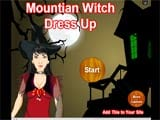 Mountain witch dressup