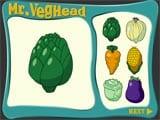 Mister Veghead - Juegos de Vestir