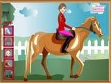 Juegos de vestir: My lovely horse