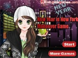 Juegos de Vestir: New Year in New York