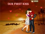 Juego de vestir: Our First Kiss