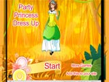 Party princess dressup