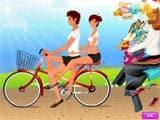 Paseo en Bicicleta  - Juegos de Vestir